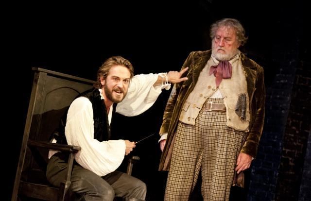 Production Photo - Henry IV, pt 1