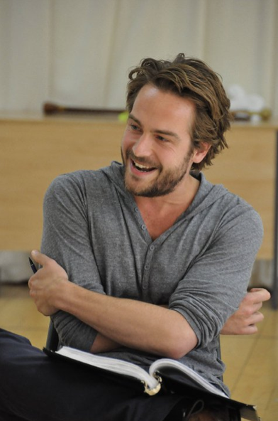 Henry IV Rehearsal Photos Posted