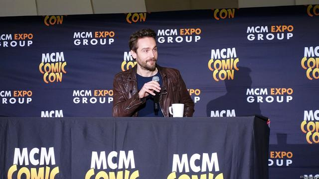 MCM Comic Con Birmingham - Saturday Panel