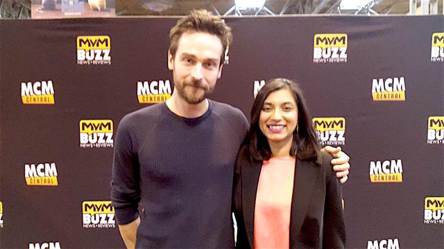 MCM Comic Con Birmingham - Interview
