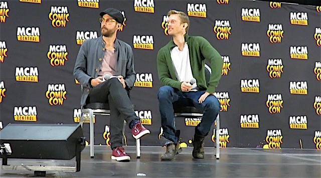 MCM Comic Con London - Saturday Q&A