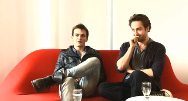 Interview with Tom and Rupert Friend