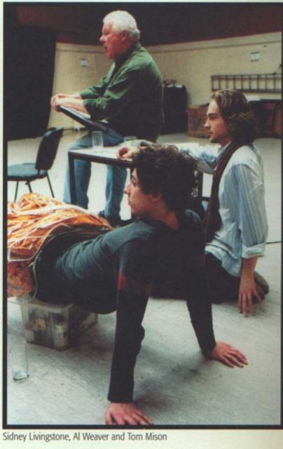 Rehearsal Photo - Hamlet