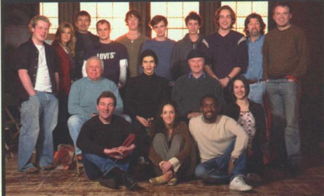 Cast Photo - Hamlet